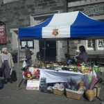 Our Bedford Square Stall